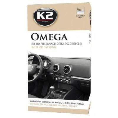 Solutie premium pentru intretinerea bordului OMEGA K2 500ml