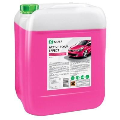 Spuma activa auto concentrata ACTIVE EFFECT Grass 12Kg