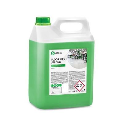 Detergent concentrat alcalin pentru pardoseli Floor Wash Strong 5.6Kg