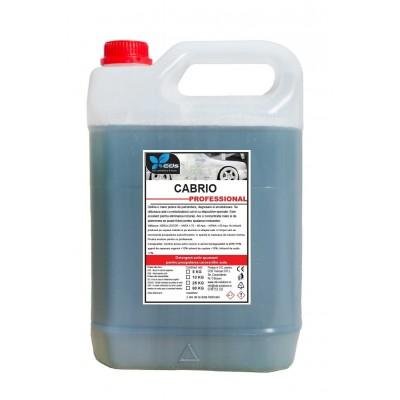 Spuma activa auto fara frecare CABRIO CDS Tranzact 5Kg
