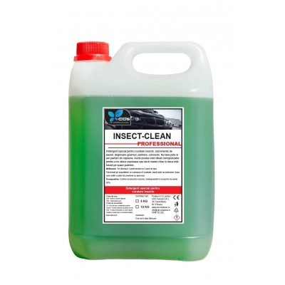 Solutie curatat insecte INSECT CLEAN CDS Tranzact 5Kg