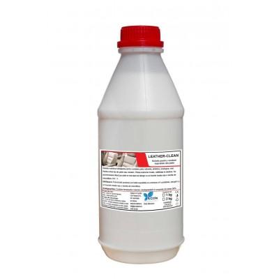 Solutie curatat tapiterie piele auto LEATHER CLEAN CDS Tranzact 1Kg