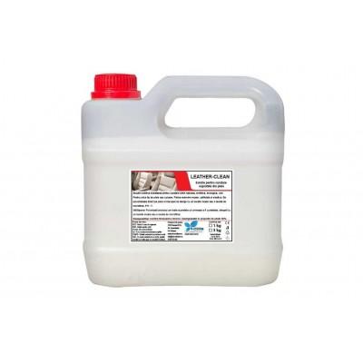 Solutie curatat tapiterie piele auto LEATHER CLEAN CDS Tranzact 3Kg