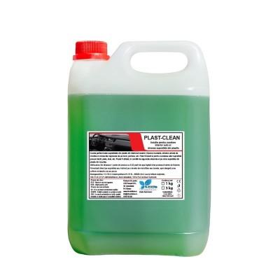 Solutie pentru curatat plastic auto PLAST CLEAN CDS Tranzact 5Kg