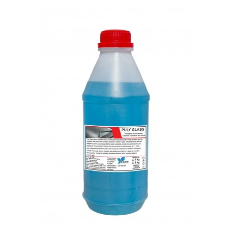 Detergent pentru geamuri si parbrize PULY GLASS CDS Tranzact 1Kg