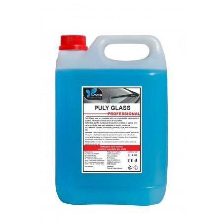 Detergent pentru geamuri si parbrize PULY GLASS CDS Tranzact 5Kg