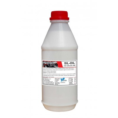 Ulei siliconic alb SIL OIL 1 Kg CDS Tranzact
