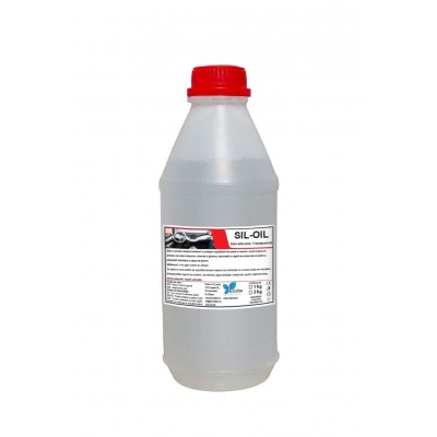Ulei siliconic transparent SIL OIL 1 Kg CDS Tranzact