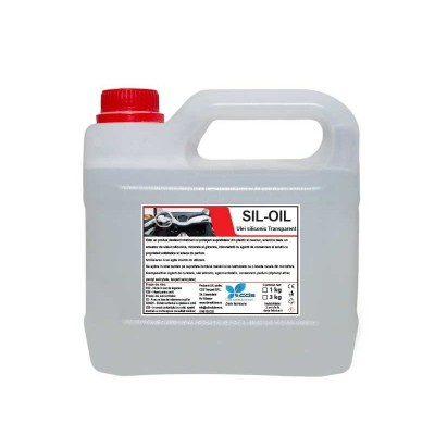 Ulei siliconic transparent SIL OIL 3Kg CDS Tranzact