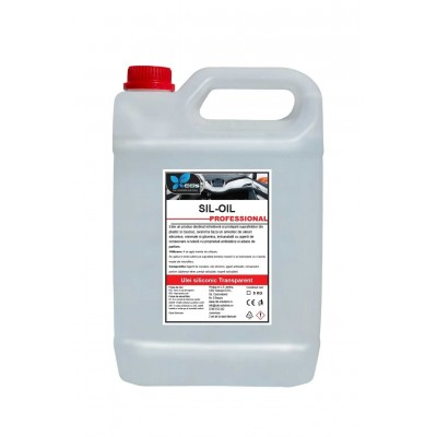 Ulei siliconic transparent SIL OIL 5 Kg CDS Tranzact