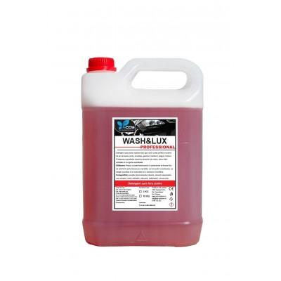 Detergent auto pentru spalare fara apa WASH LUX CDS Tranzact 5Kg