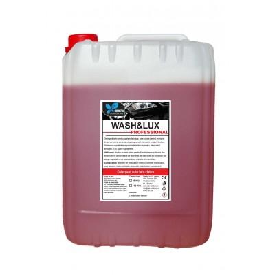 Detergent auto pentru spalare fara apa WASH LUX CDS Tranzact 10Kg