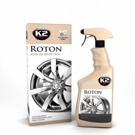 Solutie premium curatat jante ROTON K2 700ml