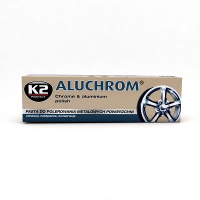 Pasta de lustruit suprafete cromate ALUCHROM K2 130g