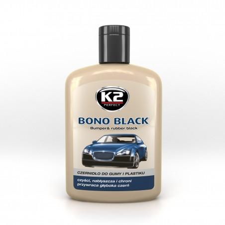 Solutie inegrit bare protectie si anvelope BONO BLACK K2 200ml