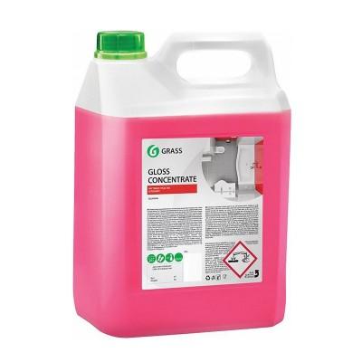 Detergent acid suprafete diverse Gloss Concentrate, Grass, 5.5 kg