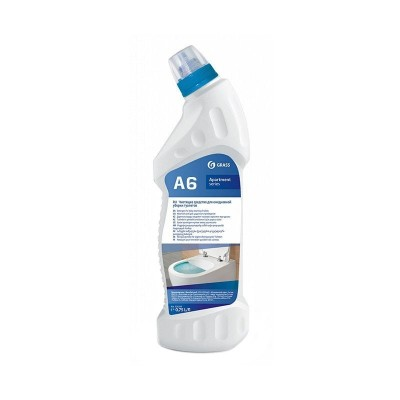 Detergent acid forte curatare toalete A6 Grass 750ml