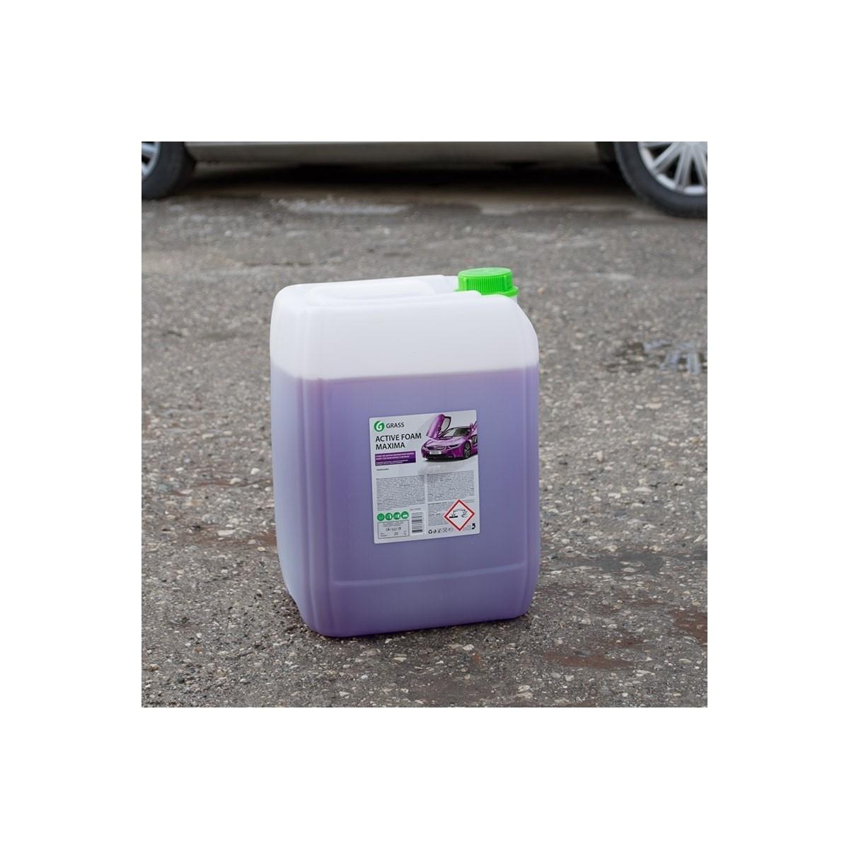 Spuma activa auto degresanta ACTIV Kimicar 12Kg