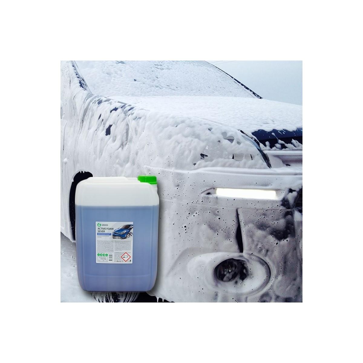 Solutie spalare fara apa polish auto lichid REFLEX DRY Kimicar 12Kg