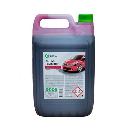 Spuma activa auto concentrata Active Foam Red Grass 5.8Kg
