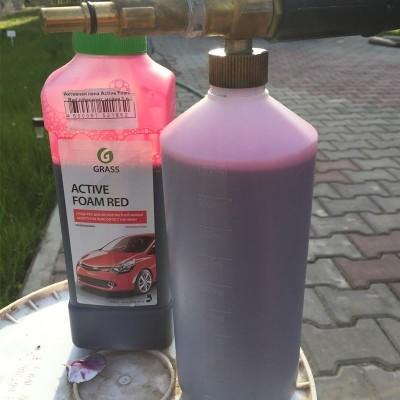 Ceara lichida auto premium la pachet cu laveta SPECTRUM K2 700ml