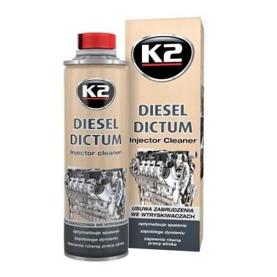 Solutie curatare injectoare Diesel Dictum K2 500ml