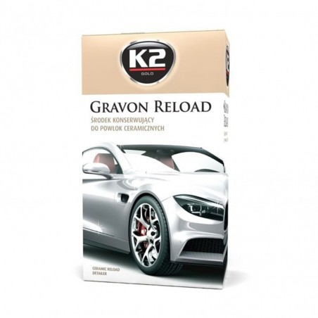 Solutie intretinere protectie ceramica Gravon Reload K2 250ml