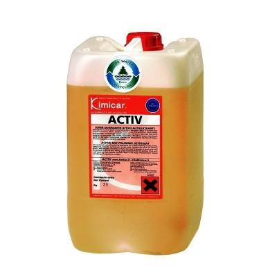 Spuma activa auto degresanta ACTIV Kimicar 25Kg