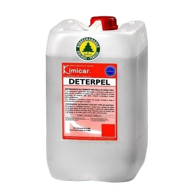 Solutie curatat tapiterie piele auto DETERPEL Kimicar 5Kg