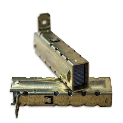 Perii colectoare cu invelis metalic pentru aspirator profesional