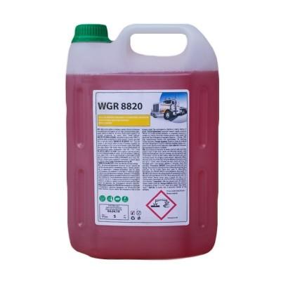 Solutie pentru spalarea si curatarea jantelor WGR 8820 5kg Grass