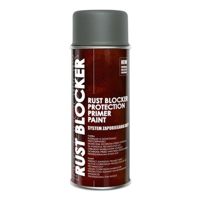 Lac profesional Rust Blocker RAL 7011 Gri