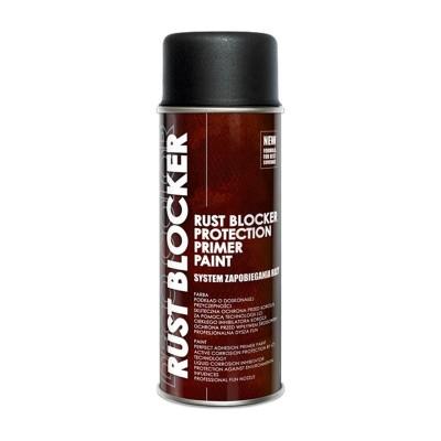 Lac profesional Rust Blocker RAL 9005 black