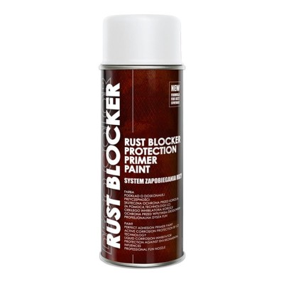Lac profesional Rust Blocker RAL 9010 white