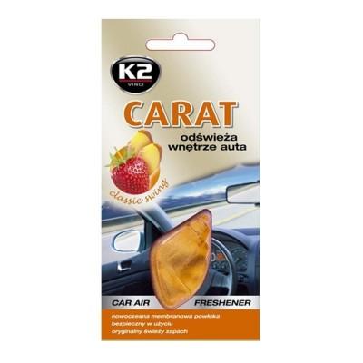 Odorizant auto cu membrana CARAT Classic Swing K2 2.7ml