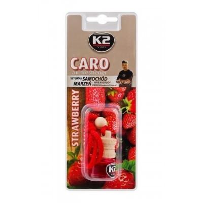 Odorizant auto CARO Capsuni K2 4ml
