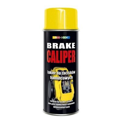 Spray vopsea auto etrier galben 400 ml