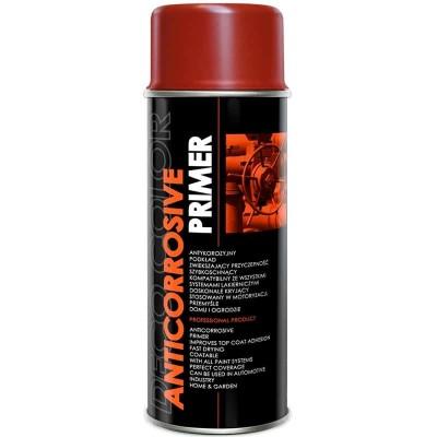 Spray primer vopsea auto Primer Rosu 400 ml