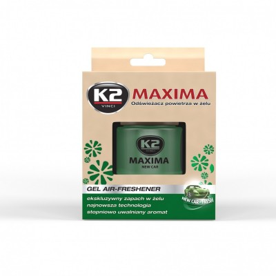 Odorizant auto spray MAXIMA New Car K2 50ml
