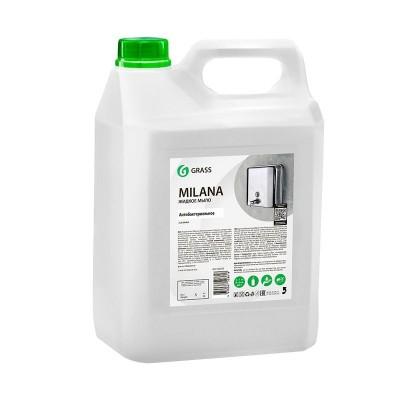 Sapun lichid antibacterian Milana, Grass 5Kg
