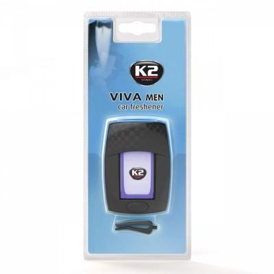 Odorizant auto VIVA Men K2 1 buc