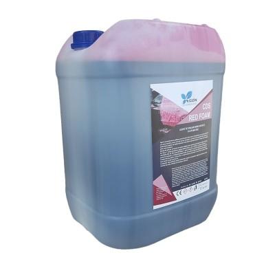 Spuma activa roz CDS Red Foam 25Kg