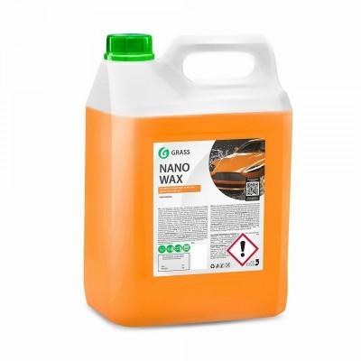 Ceara lichida concentrata Nano Wax Grass 5L