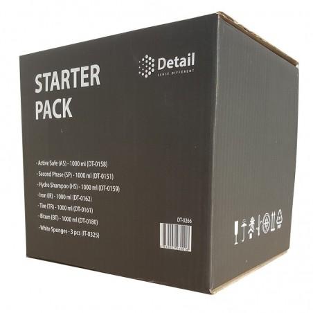 Kit Detailing Starter Pack - Grass