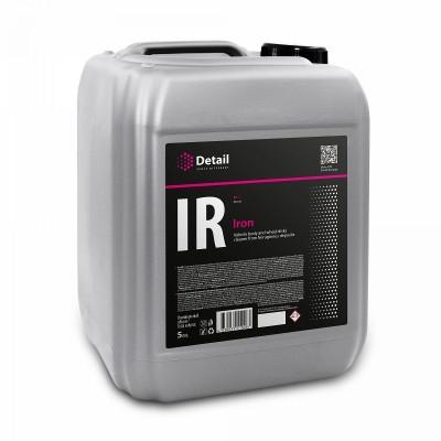 Solutie curatat jante IR- IRON 5L Grass