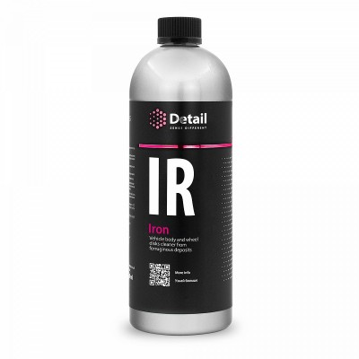Solutie curatat jante IR - IRON 1L Grass