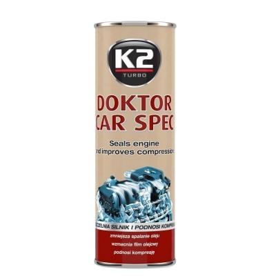 Aditiv ulei DOKTOR CAR 450ml K2