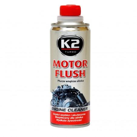 Solutie de curatat motorul pe interior MOTOR FLUSH K2 250ml