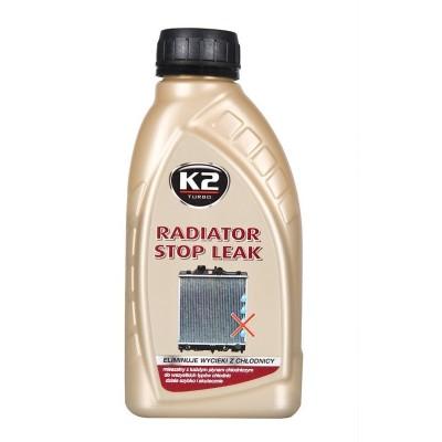 Solutie etansare radiator RADIATOR STOP LEAK K2 400ml