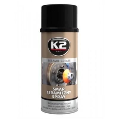 Spray vaselina ceramica CERAMIC GREASE 400 ml K2